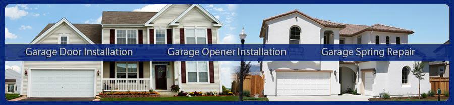 Garage Door Installation Redwood City